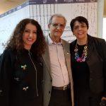 Vanessa Resende, Vitalino Crellis e Rita de Cássia Holanda